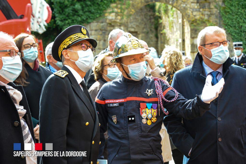 Congrès départemental des sapeurs-pompiers de la Dordogne 2020